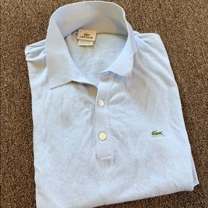 Lacoste Short Sleeve Polo 👕
